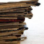 新聞紙の意外な使い道